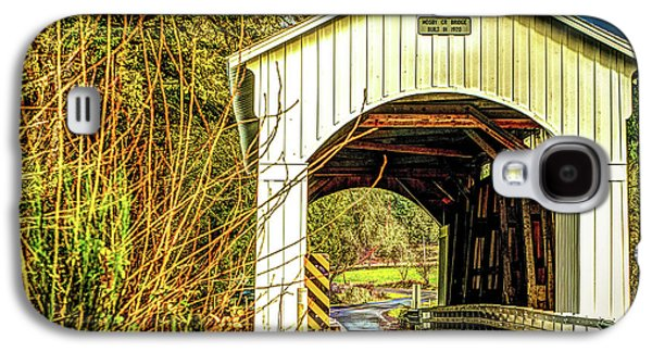 Mosby Creek Bridge Galaxy S4 Case