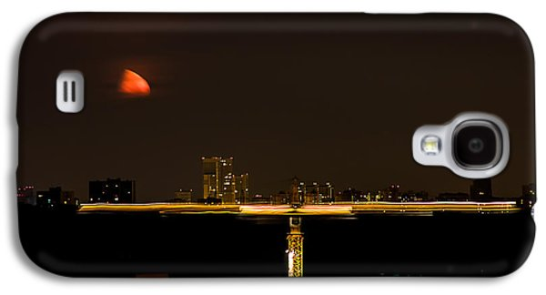 Moscow Galaxy S4 Case - Moscow By Night by Stelios Kleanthous