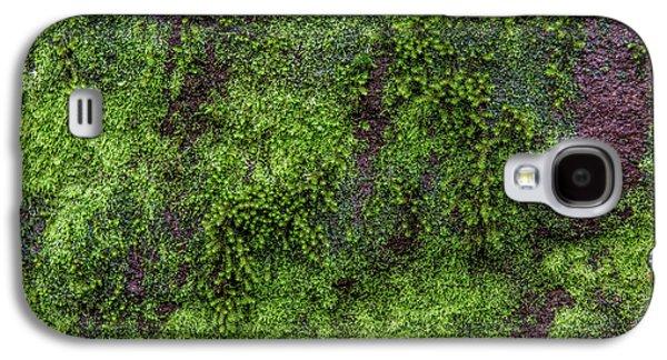 Moss Rock Galaxy S4 Case by Randy Walton