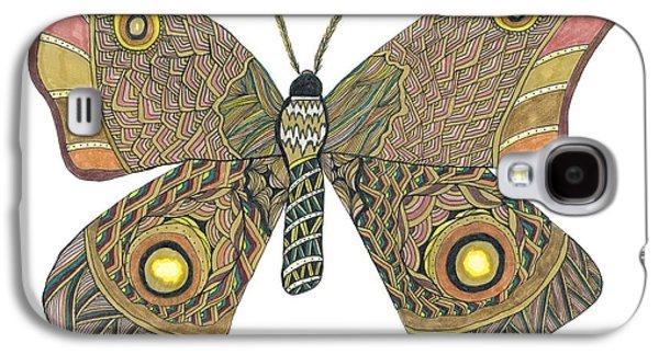 Moth Galaxy S4 Case