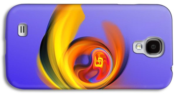 Mother And Child Galaxy S4 Case by David Lane
