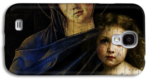 Mother And Child Reunion  Galaxy S4 Case