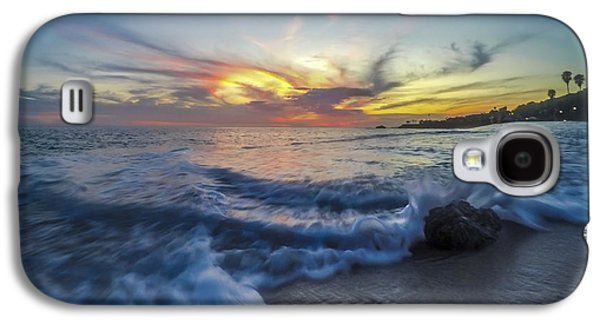 Mother Natures Fireworks Galaxy S4 Case by Sean Foster