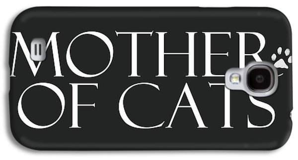 Mother Of Cats- By Linda Woods Galaxy S4 Case