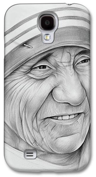Mother Teresa Galaxy S4 Case