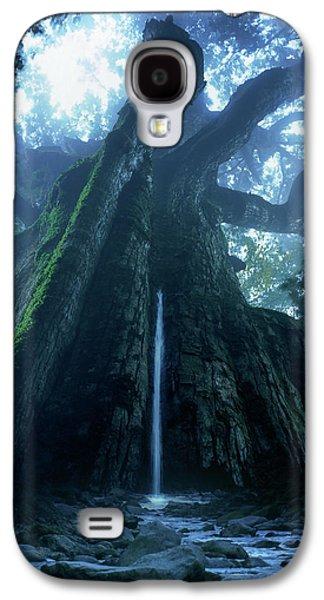 Mother Tree Galaxy S4 Case by Tatsuya Atarashi