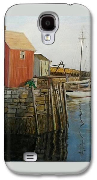 Motif #1 Galaxy S4 Case by Wilmarie  Torres
