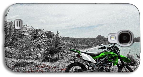 Galaxy S4 Case - Motocross by Wahyu Nugroho