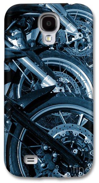 Motorbike Wheels Galaxy S4 Case