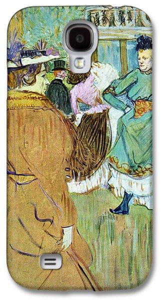 Moulin Rouge Galaxy S4 Case by Toulouse Lautrec