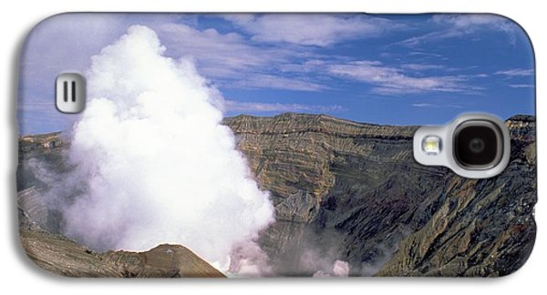 Mount Aso Galaxy S4 Case