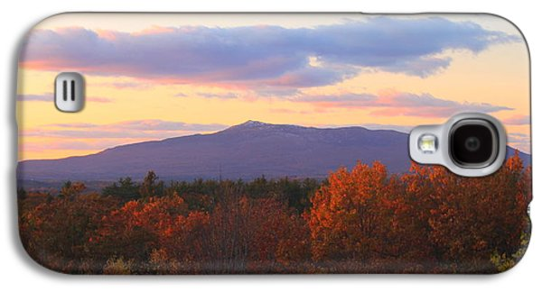 Mount Monadnock Autumn Sunset Galaxy S4 Case