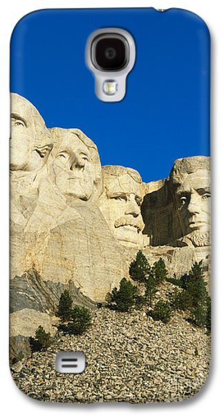 Mount Rushmore  Galaxy S4 Case by Gutzon Borglum