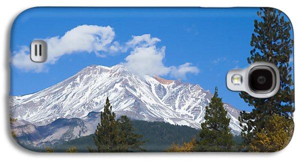 Mount Shasta California Galaxy S4 Case
