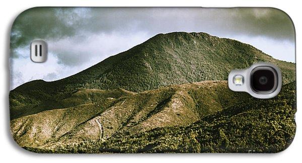 Mount Zeehan Tasmania Galaxy S4 Case