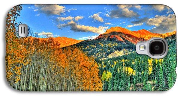 Mountain Beauty Of Fall Galaxy S4 Case