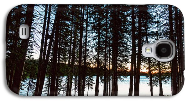 Galaxy S4 Case featuring the photograph Mountain Forest Lake by James BO Insogna