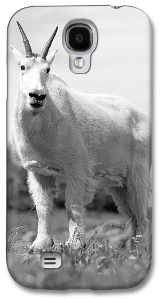 Mountain Goat Galaxy S4 Case by Sebastian Musial