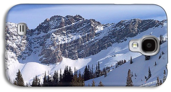 Sports Photographs Galaxy S4 Cases - Mountain High - Salt Lake UT Galaxy S4 Case by Christine Till