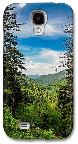 Mountain Pines Galaxy S4 Case