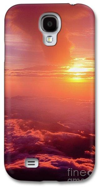 Mountain View Galaxy S4 Case by Tatsuya Atarashi