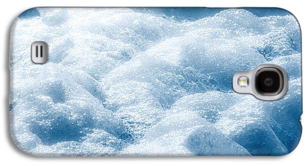 Mountains Of Foam Galaxy S4 Case by Wim Lanclus