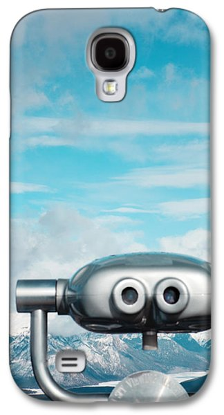 Landscapes Galaxy S4 Case - Mountaintop View by Kim Fearheiley