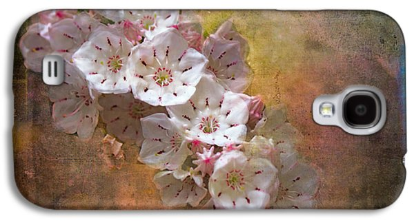 Mountain Laurel Galaxy S4 Case by Bellesouth Studio