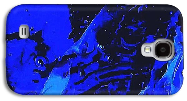 Galaxy S4 Case - Movements In Silence  by Naomi Ibuki