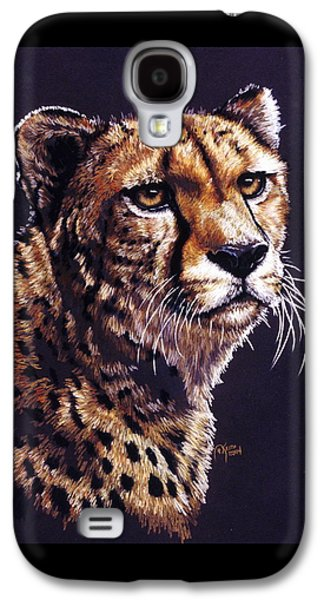 Movin On Galaxy S4 Case by Barbara Keith