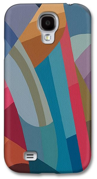Moving On Galaxy S4 Case by Sarah Gillard