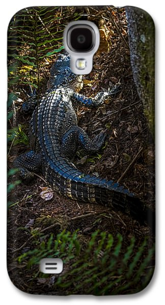 Mr Alley Gator Galaxy S4 Case by Marvin Spates