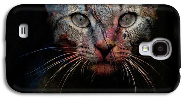 Mr Bo Galaxy S4 Case by Paul Lovering
