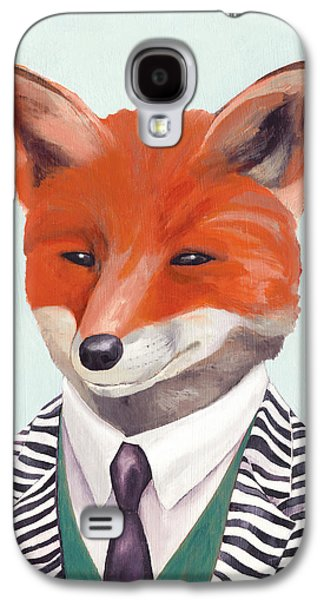 Mr Fox Galaxy S4 Case by Animal Crew