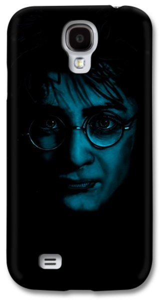 Mr Harry Potter Galaxy S4 Case by Brian Broadway