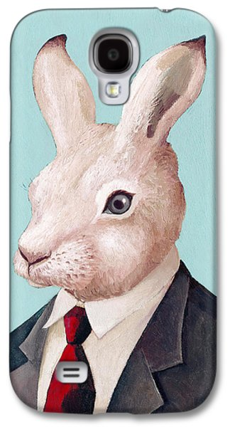 Mr Rabbit Galaxy S4 Case by Animal Crew