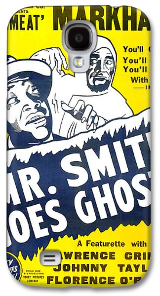 Mr Smith Goes Ghost 1939 Galaxy S4 Case
