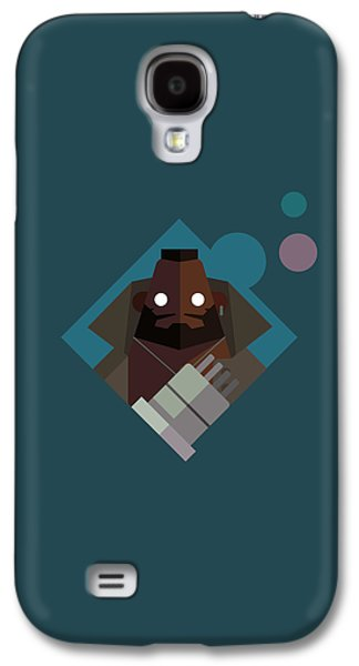 Mr. Wallace Galaxy S4 Case by Michael Myers
