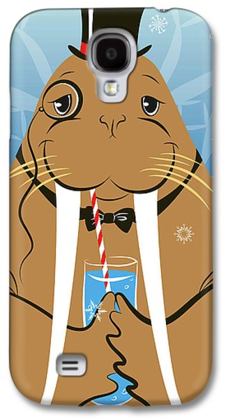 Mr. Walrus Galaxy S4 Case