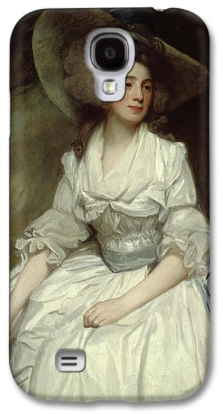 Mrs Francis Russell Galaxy S4 Case by George Romney