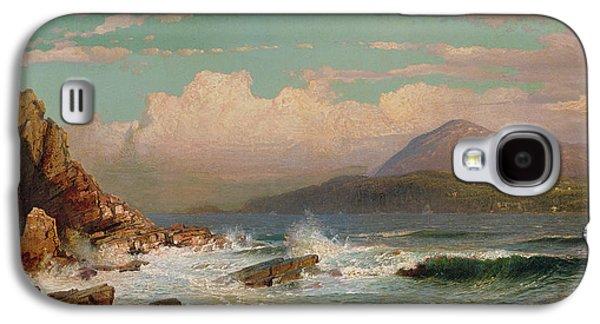 Mt Desert   Maine Galaxy S4 Case by William Trost Richards
