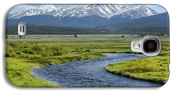 Mt. Elbert - Spring Galaxy S4 Case by Aaron Spong
