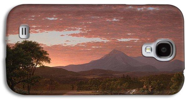 Mt Katahdin Galaxy S4 Case by Mountain Dreams