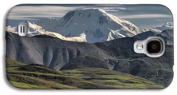 Galaxy S4 Case featuring the photograph Mt. Mather by Gary Lengyel