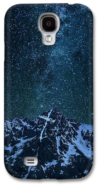 Galaxy S4 Case featuring the photograph Mt. Of The Holy Cross Milky Way by Aaron Spong