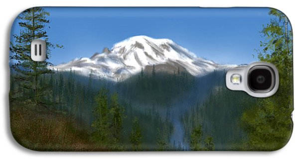 Mt Rainier Galaxy S4 Case