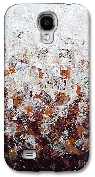 Muddy Bricks Galaxy S4 Case by Jilian Cramb - AMothersFineArt
