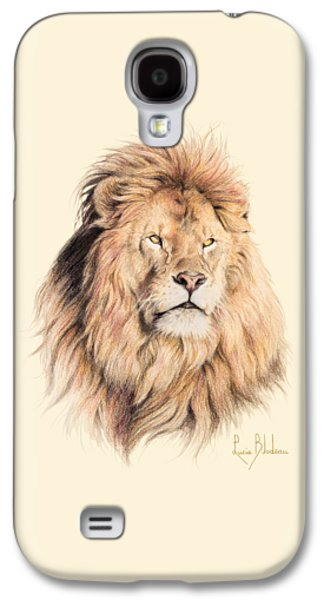 Mufasa Galaxy S4 Case