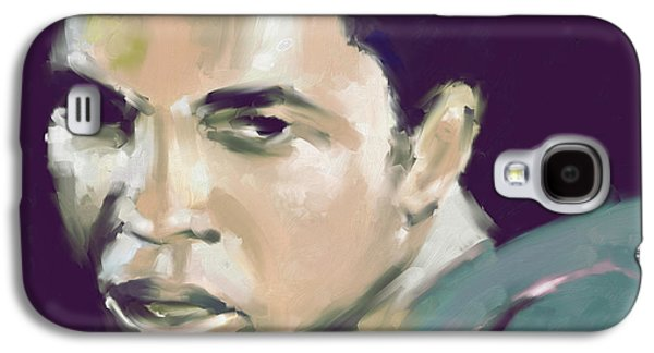 Muhammad Ali 551 2 Galaxy S4 Case