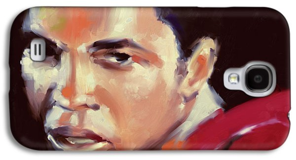 Muhammad Ali 551 3 Galaxy S4 Case